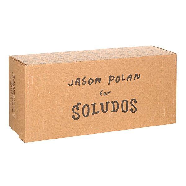 Слипоны женские Soludos Jason Polan For Soludos Collaboration Donut Vintage Denim от Proskater