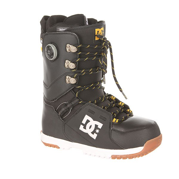 Ботинки для сноуборда DC Kush 15 Black