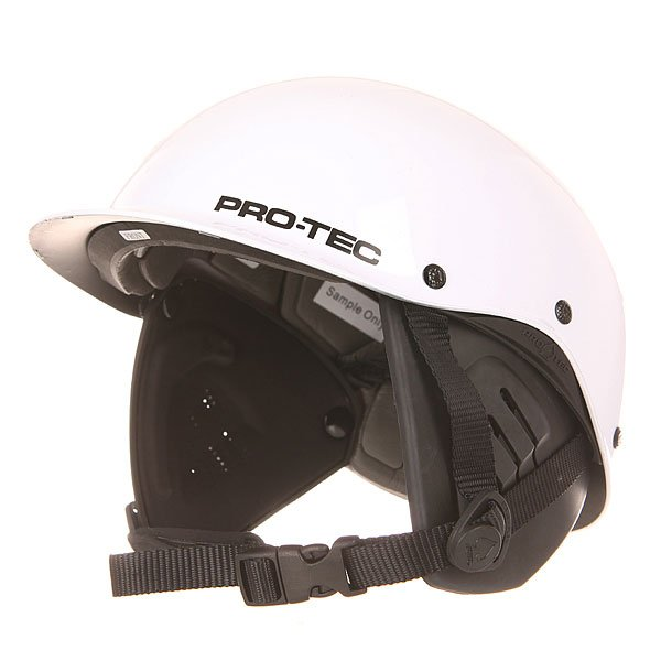 Шлем для скейтборда Pro-Tec Two Face Water Gls White