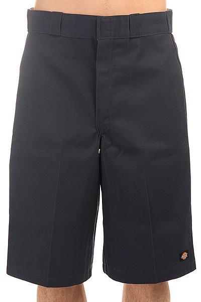 Шорты классические Dickies 13 Multi Pocket Work Short Navy Blue<br><br>Цвет: синий<br>Тип: Шорты классические<br>Возраст: Взрослый<br>Пол: Мужской
