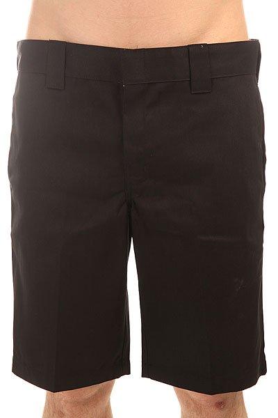 Шорты классические Dickies 11 Inch Slim Straight Work Short Black<br><br>Цвет: черный<br>Тип: Шорты классические<br>Возраст: Взрослый<br>Пол: Мужской