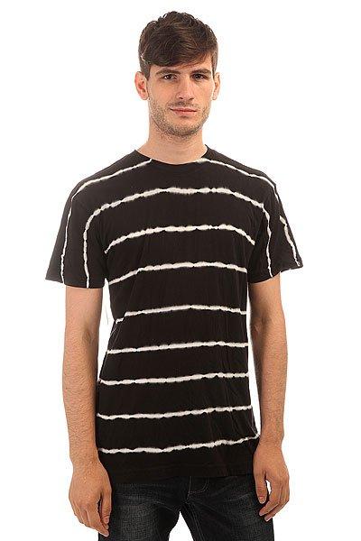 Футболка Altamont White Lines Tee Black футболка мужская colincos cl14n247t58 cl tee