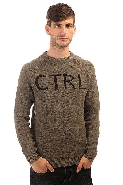 Свитер Altamont Ctrl Sweater Sage