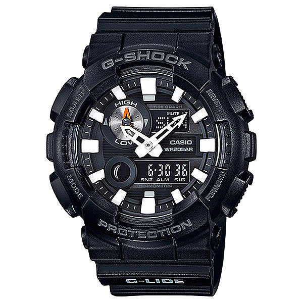 Электронные часы Casio G-Shock Gax-100b-1a Black casio часы casio gax 100ma 2a коллекция g shock