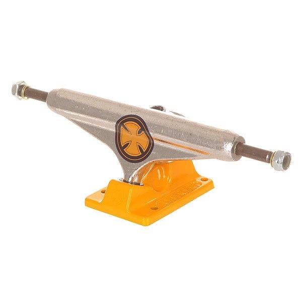 Подвеска для скейтборда 1шт. Independent Stage 11 Strike Cross 149 Standard Polished Yellow 5.1 (19.9 см)