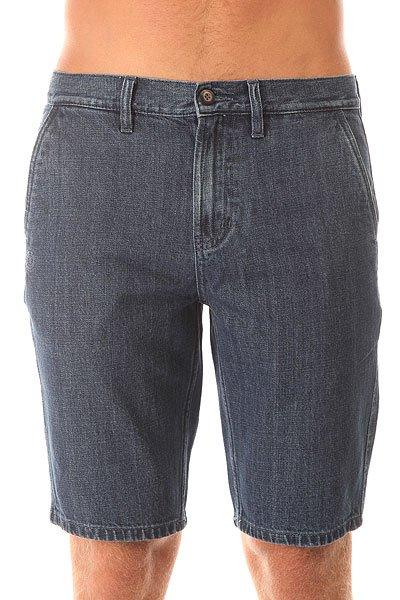 Шорты джинсовые Element Howland Indigo Mid Used<br><br>Цвет: синий<br>Тип: Шорты джинсовые<br>Возраст: Взрослый<br>Пол: Мужской