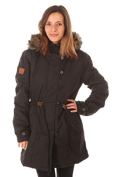 Куртка парка женская Element Opali Black