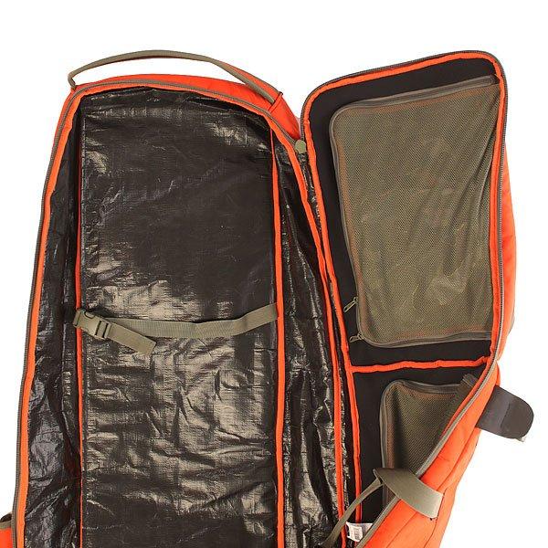 Чехол для сноуборда Volcom Rolling Board Bag Orange от Proskater