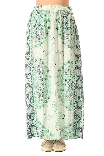 ���� ������� Billabong Silver Bloom Skirt Washed Jade