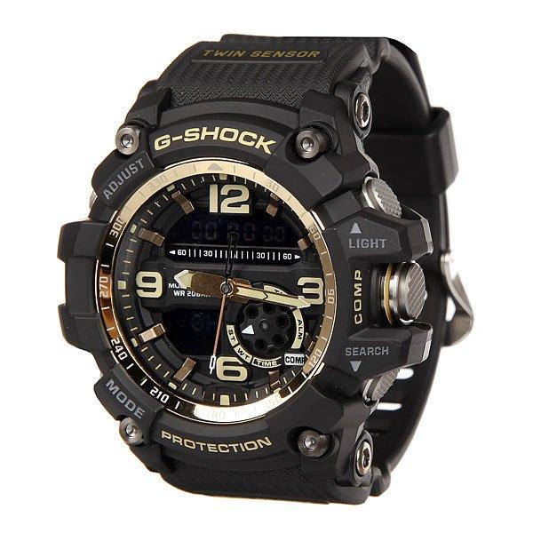 Электронные часы Casio G-Shock Premium Gg-1000gb-1a BlackСверх мощные, функциональные и невероятно стильные наручные часы в ударопрочном корпусе из полимерного пластика.Технические характеристики: Сверхмощная автоматическая подсветка LED.Ударопрочная конструкция защищает от ударов и вибрации.Грязеустойчивость.Неоновый дисплей.Цифровой компас.Термометр (-10°C / +60°C).Функция мирового времени.Функция секундомера- 1/100 сек. - 24 часа.Таймер - 1/1 мин. - 1 час.5 ежедневных будильников.Функция повтора будильника.Включение/выключение звука кнопок.Автоматический календарь.12/24-часовое отображение времени.Минеральное стекло.Корпус из полимерного пластика.Ремешок из полимерного материала.Срок службы аккумулятора - 2 года.Точность +/- 15 сек в месяц.<br><br>Цвет: черный<br>Тип: Электронные часы<br>Возраст: Взрослый<br>Пол: Мужской