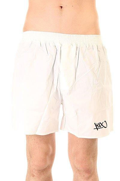 Шорты классические K1X Plus 3 Inch Boxer Short White<br><br>Цвет: белый<br>Тип: Шорты классические<br>Возраст: Взрослый<br>Пол: Мужской