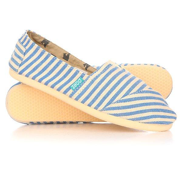 Эспадрильи женские Paez Folkies ArgentinaУдобная и легкая обувь на лето от аргентинского производителя - Paez. Стильные и качественные эспадрильи, с ортопедической стелькой, будут уместны при любой обстановке и станут отличным дополнением к Вашему гардеробу. Такая обувь отлично подойдет и для городских прогулок и для похода на пляж. Эспадрильи очень быстро сохнут и устойчивы к загрязнениям, что делает их универсальной обувью для всех!Характеристики:Быстро высыхают от влаги. Устойчивы к загрязнениям. Удобно снимаются и одеваются: вшитые резинки по бокам. Прочная отделка и качественные материалы.Удобная ортопедическая стелька из кожи с супинатором для поддержания свода стопы. Перфорация кожаной стельки обеспечивает дополнительную вентиляцию для Ваших ног. Двойная строчка с использованием прочной капроновой нити.Оплетка джутом.<br><br>Цвет: белый,синий<br>Тип: Эспадрильи<br>Возраст: Взрослый<br>Пол: Женский