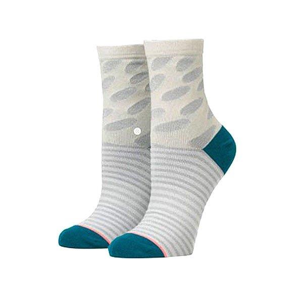 Носки средние женские Stance Darling SilverКлассические женские носки из мягкого хлопка.Технические характеристики: Усиленная пятка и носок.Эластичная манжета.Эластичный супинатор.Логотип Stance.<br><br>Цвет: серый<br>Тип: Носки средние<br>Возраст: Взрослый<br>Пол: Женский