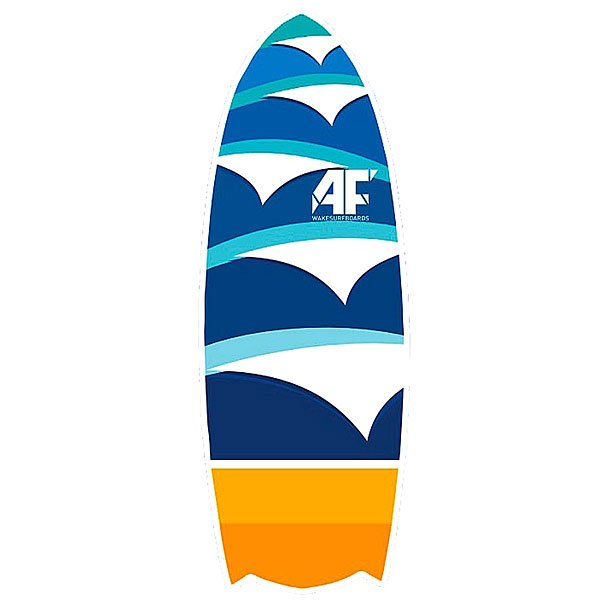 Вейксерфборд A-Frame New Swell 4'10 Fcs Ii Multi