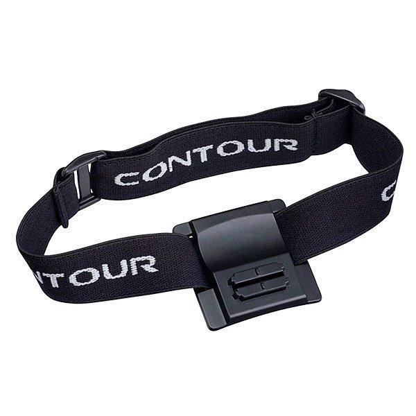 Крепление экшн камеры Contour Headband Mount BlackСпециальное крепление на голову, с которым Вы можете кататься на скейте или покорять горы и одновременно снимать увлекательный фильм о своих приключениях!Технические характеристики: Легко регулируемое крепление позволяет быстро прикрепить камеру.Эластичный ремень подходит для любого типа головы или головного убора.Легко включать и выключать камеру благодаря системе TRail.<br><br>Цвет: черный<br>Тип: Крепление экшн камеры