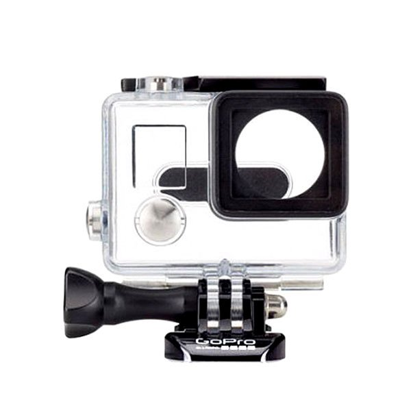 Крепление экшн камеры GoPro Standart Housing Hero3+ Gopro Clear/Black видеокамера other gopro4 hero4 gopro silver black