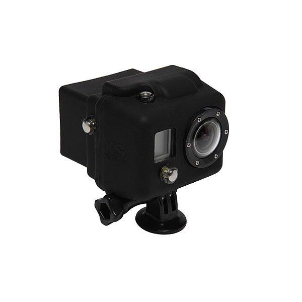 Чехол для экшн камеры экшн камеры GoPro Xsories Hsc/BlackСиликоновый чехол для увеличения производительности и долговечности. Яркие и сочные цвета не дадут затеряться Вашей камере среди остальных. Снимайте больше даже в холодных и сложных условиях!Технические характеристики: Материал - силикон.Чехол увеличивает производительность аккумулятора в холодное время.Обеспечивает защиту от повреждений.<br><br>Цвет: черный<br>Тип: Чехол для экшн камеры