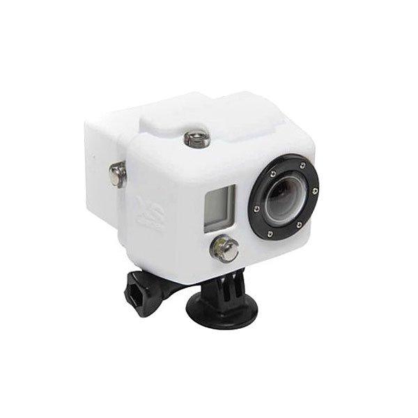 Чехол для экшн камеры GoPro Xsories Hsc/WhiteСиликоновый чехол для увеличения производительности и долговечности. Яркие и сочные цвета не дадут затеряться Вашей камере среди остальных. Снимайте больше даже в холодных и сложных условиях!Технические характеристики: Материал - силикон.Чехол увеличивает производительность аккумулятора в холодное время.Обеспечивает защиту от повреждений.<br><br>Цвет: белый<br>Тип: Чехол для экшн камеры