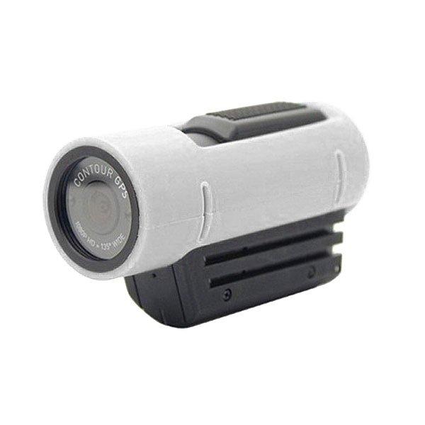 Чехол для экшн камеры Contour Xs14-c WhiteСиликоновый чехол для защиты камеры от повреждений.Технические характеристики: Для камеры Contour HD.При низкой температуре окружающей среды позволяет аккумуляторам работать дольше до 25%.<br><br>Цвет: белый<br>Тип: Чехол для экшн камеры