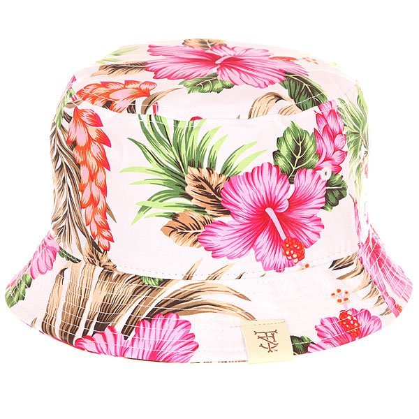 Панама TrueSpin Utopia Bucket Hat Pink utopia
