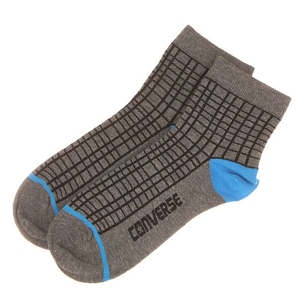 ����� ������� Converse Socks 2-pack Grey