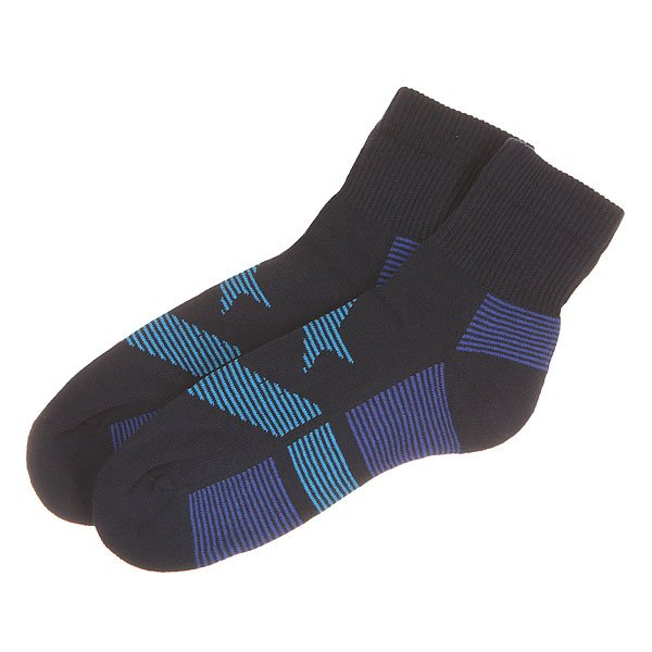 Converse Socks 2-pack Blue/Black