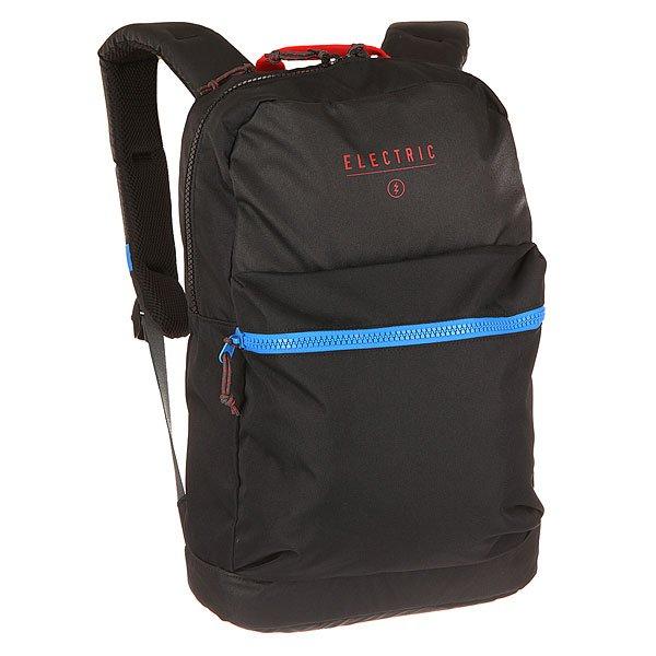 Рюкзак городской Electric Marshal Pack MotorradПростой, но вместительный рюкзак на каждый день. Защита от промокания и удобный эргономичный дизайн. Характеристики:Большое основное отделение.Непромокаемая подкладка. Большойпередний карман на молнии.Карман на мягкой тканевой подкладке для очков. Эргономичные мягкие регулируемые лямки.<br><br>Цвет: черный<br>Тип: Рюкзак городской<br>Возраст: Взрослый<br>Пол: Мужской