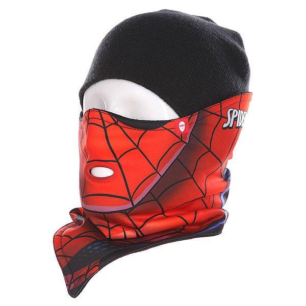 Маска Airhole Marvel S1 Spiderman маска airhole s2 3 layer black