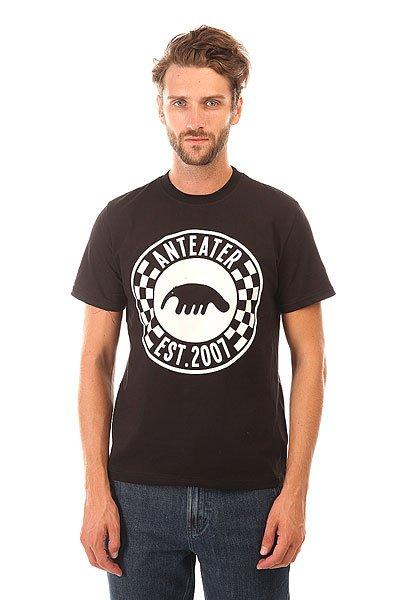 Футболка Anteater 306 Black<br><br>Цвет: ,черный<br>Тип: Футболка<br>Возраст: Взрослый<br>Пол: Мужской