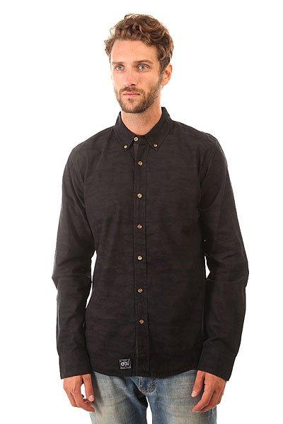 Рубашка Picture Organic Safari Shirt Black<br><br>Цвет: черный<br>Тип: Рубашка<br>Возраст: Взрослый<br>Пол: Мужской