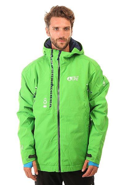 Куртка утепленная Picture Organic Base Green