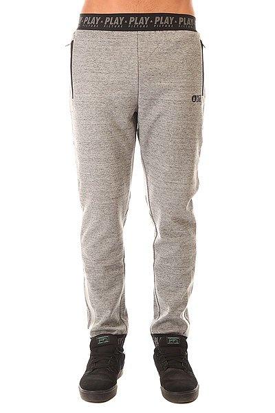 Штаны спортивные Picture Organic Olympic Grey<br><br>Цвет: серый<br>Тип: Штаны спортивные<br>Возраст: Взрослый<br>Пол: Мужской