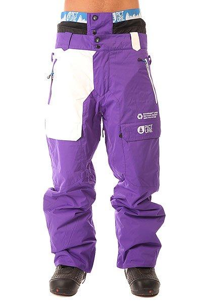 Штаны сноубордические Picture Organic Colour Pant Purple