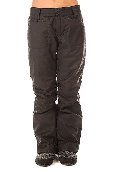 Штаны сноубордические женские Oakley Madison Pant Jet BlackПокоряй склоны любимого горнолыжного курорта в любимых сноубордических штанах Oakley Madison.Характеристики:Водостойкая и дышащая мембрана Hydrogauge 10K. Утеплитель: Thinsulate 60 гр.Подкладка из тафты.Классический крой. Проклеенные критические швы. Регулируемая талия. Края штанин с системой фиксации длины.Сетчатые карманы для вентиляции. Снегозащитные гетры из тафты.Держатель для ски-пасса.<br><br>Цвет: черный<br>Тип: Штаны сноубордические<br>Возраст: Взрослый<br>Пол: Женский