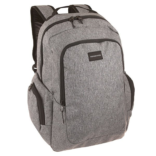 Рюкзак городской Quiksilver Schoolie Light Grey Heather