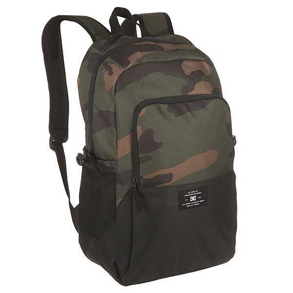 Рюкзак городской DC Detention Ii Bold Camo Green