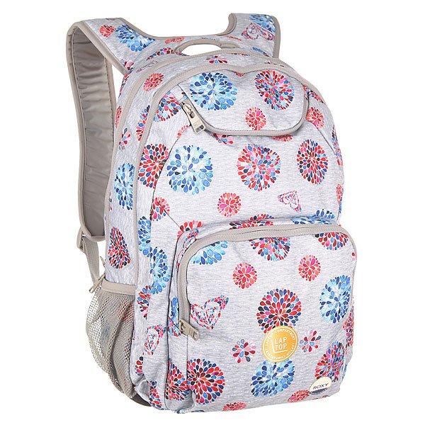 Рюкзак городской женский Roxy Shadow Ax Dodots