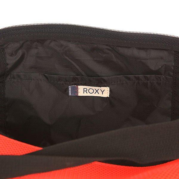 Сумка спортивная женская Roxy El Ribon Ax Run Fast Combo Grey