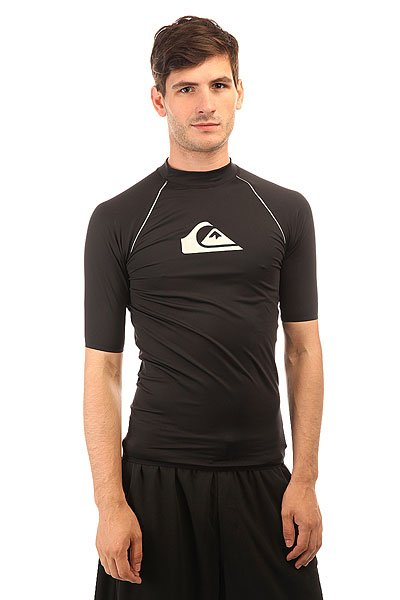 Термобелье (верх) Quiksilver Alltimebondedss Black