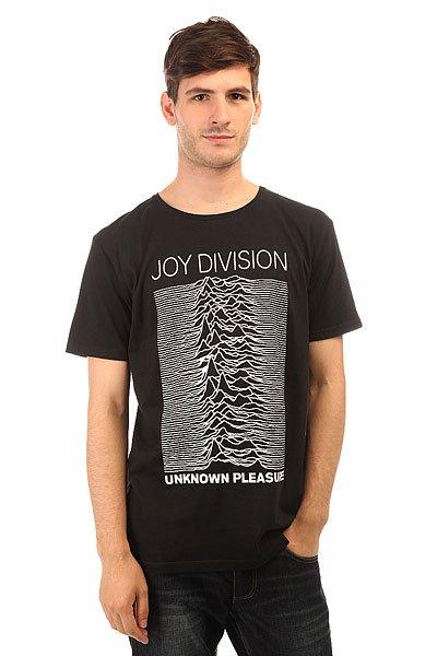Футболка Quiksilver Joy Div Up Black<br><br>Цвет: черный<br>Тип: Футболка<br>Возраст: Взрослый<br>Пол: Мужской
