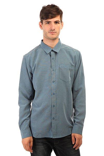 Рубашка Quiksilver Centinela Legion Blue<br><br>Цвет: синий<br>Тип: Рубашка<br>Возраст: Взрослый<br>Пол: Мужской
