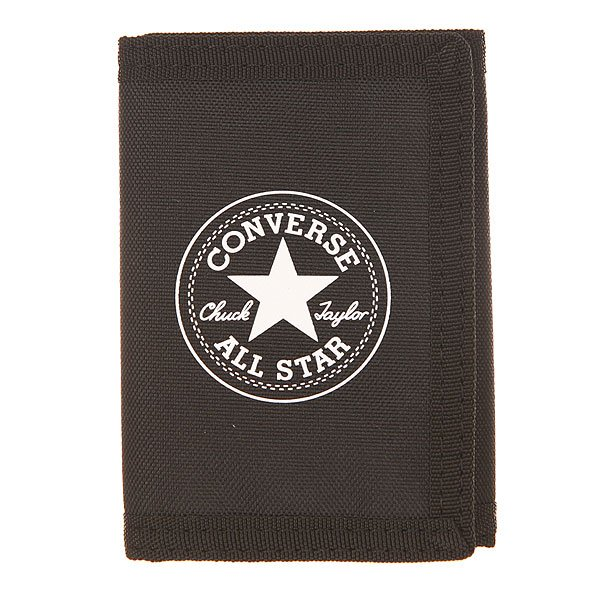 Кошелек Converse Pro Game Wallet Black