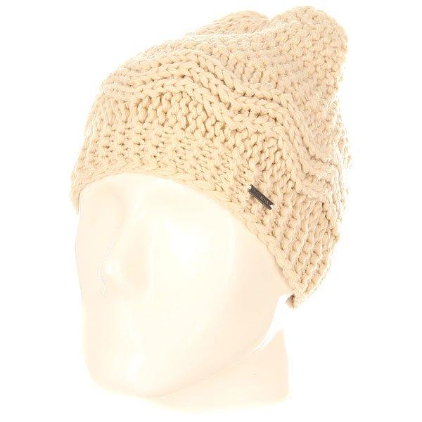 Шапка женская Roxy Stay J AngoraТеплая мягкая шапка из акрила крупной вязки отлично согреет в холодные зимние. Выполненная в спокойных тонах, она будет хорошо сочетаться с любой одеждой из Вашего гардероба.Характеристики:Крупная вязка. Флисовая подкладка.<br><br>Цвет: бежевый<br>Тип: Шапка<br>Возраст: Взрослый<br>Пол: Женский