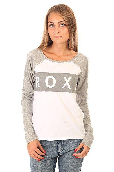 Лонгслив женский Roxy Love J Tees Heritage Heather