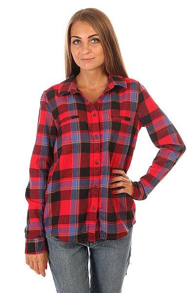 Рубашка в клетку женская Roxy Campay J Wvtp Moon Plaid Combo Sca<br><br>Цвет: красный,синий,черный<br>Тип: Рубашка в клетку<br>Возраст: Взрослый<br>Пол: Женский