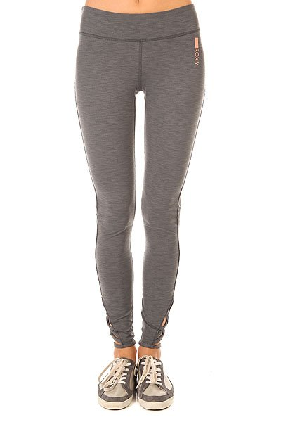Штаны спортивные женские Roxy Milhow Pant Charcoal Heather