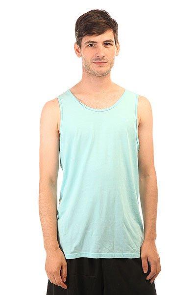 Майка Oakley Ria Coast Tank Aqua Sea<br><br>Цвет: голубой<br>Тип: Майка<br>Возраст: Взрослый<br>Пол: Мужской