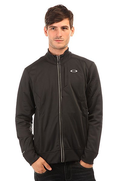 Бомбер Oakley Flash O Light Jacket Jet Black