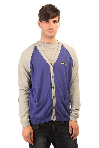 Кардиган Oakley O-Jupiter Sweater Royal Blue