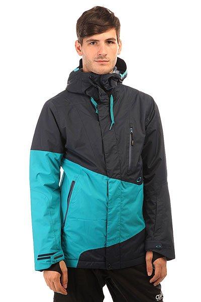 Куртка Oakley Division Jacket Navy Blue